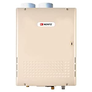 Noritz NRC98-DV-NG Direct 9.8 GPM Indoor Condensing Vent