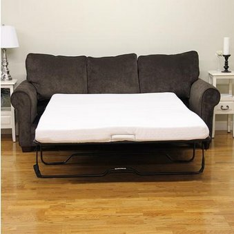 Modern Sleep Sofa Bed Memory Foam Mattress