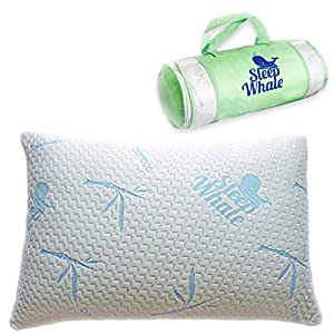 Sleep Whale Foam Pillow