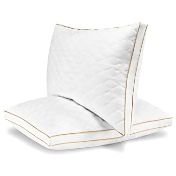 Italian Luxury Quilted Pillow