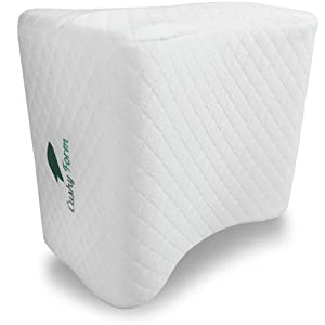 CushyForm Sciatic Nerve Pain Relief Knee Pillow