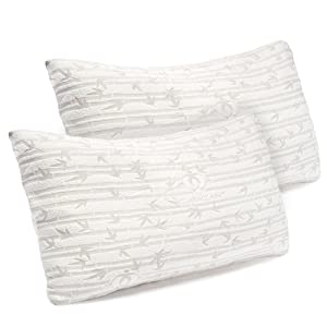 Clara Clark Bamboo Foam Pillow