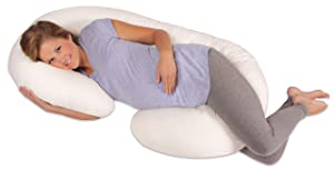 Leachco Snoogle Original Maternity/Pregnancy Total Body Pillow
