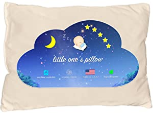 Little One's Pillow -Toddler Pillow
