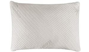 Snuggle-Pedic Ultra-Luxury Bamboo Shredded Memory Foam Pillow