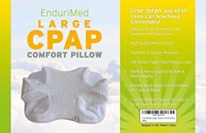 Endurimed CPAP Pillow - Memory Foam