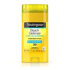 Neutrogena Beach Defense Water Sunscreen