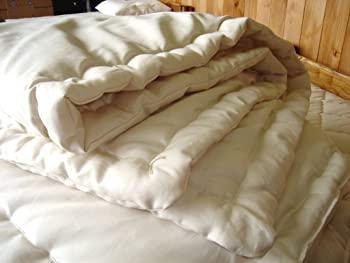 Holy Lamb Organics Wool Comforter