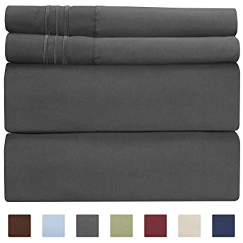 CGK Unlimited Queen Size Bed Sheet - 4 Pieces