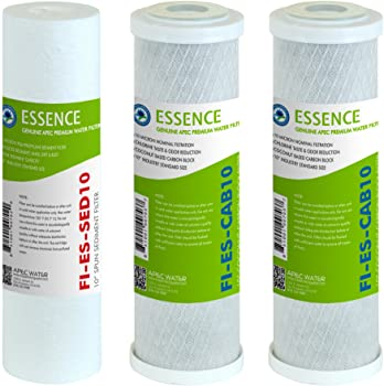 APEC Water Systems ROES-50 Essence Series Top Tier Filter System