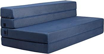 Milliard Tri-Fold Foam Sofa Bed
