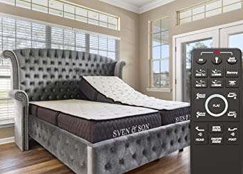 Sven & Son Split King Adjustable Bed