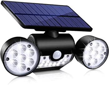 Ambaret Solar Lights Outdoor