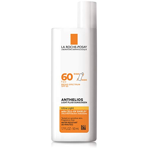 La Roche-Posay Anthelios Light Fluid Face Sunscreen