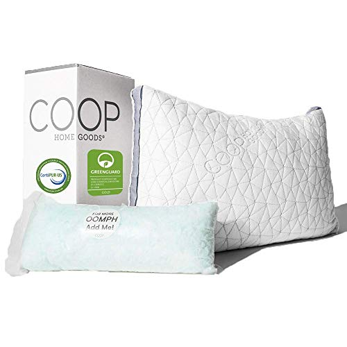 Coop Home Goods - Eden Adjustable Pillow