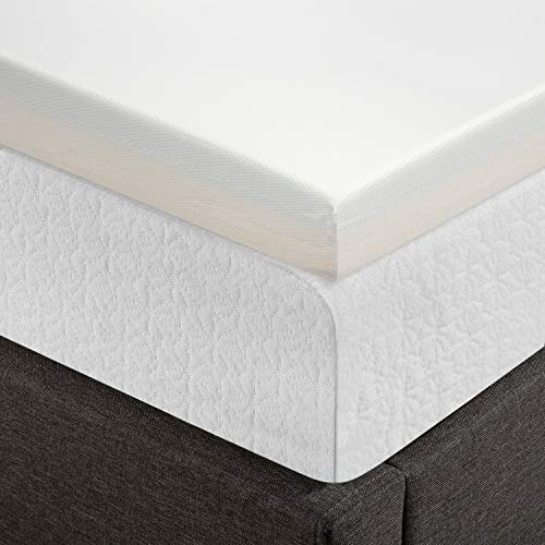 "Best Price Mattress 4"" Memory Foam Mattress Topper"