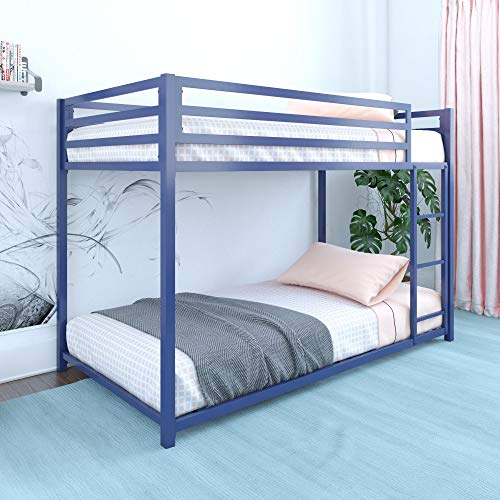 DHP Miles Twin Metal Bunk Bed